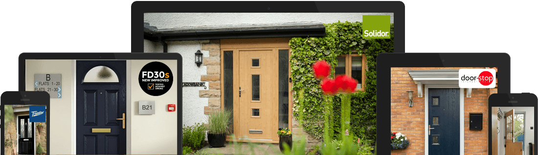 Largest Composite Door Collection online