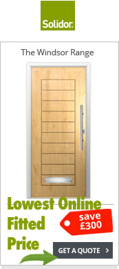 Solidor Palermo Timber Composite Door Range
