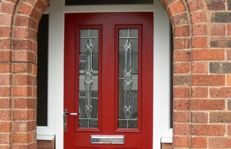 This door is the style of choice for most new properties