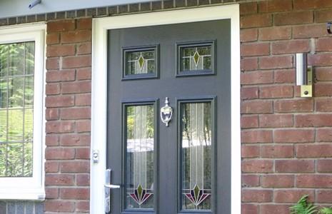 Victorian Composite Doors