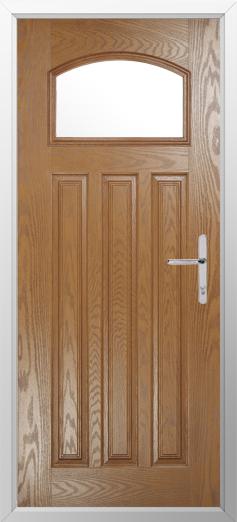 1930's Style Composite Doors