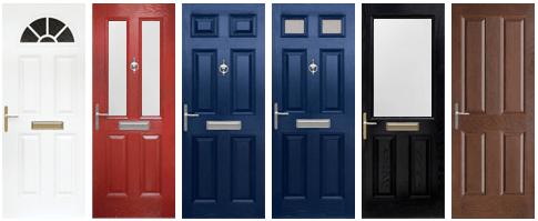 Composite Fire Doors