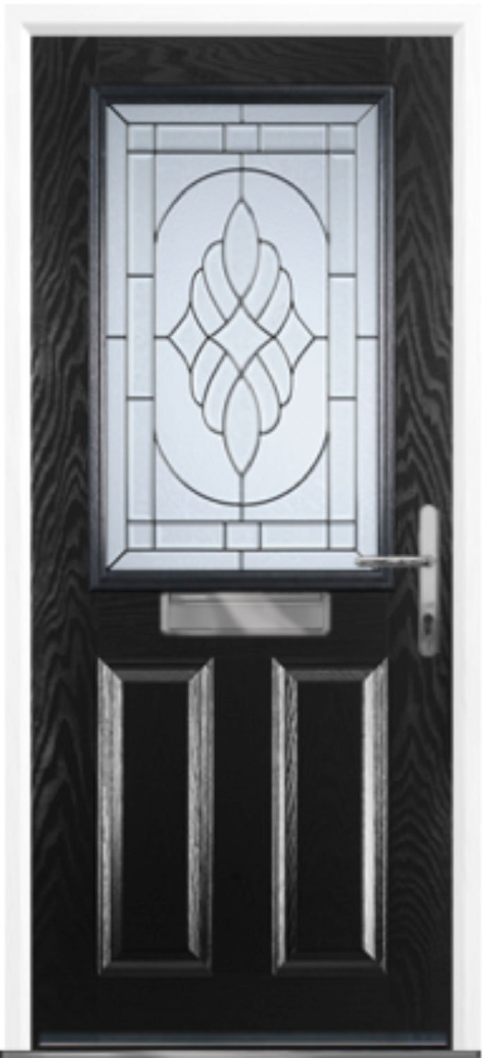 Its only glass and any colour will do! | Composite Door Prices