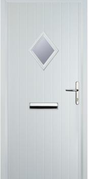 FD30s Diamond Composite Fire Door