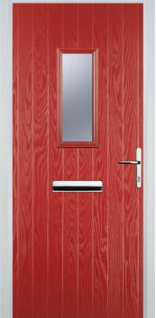 FD30s 1 Square Composite Fire Door