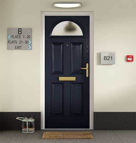 How do I know if I need a fire rated door?