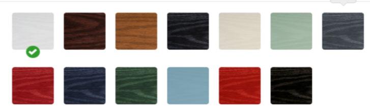 Composite Door Colours : Colours composite door prices