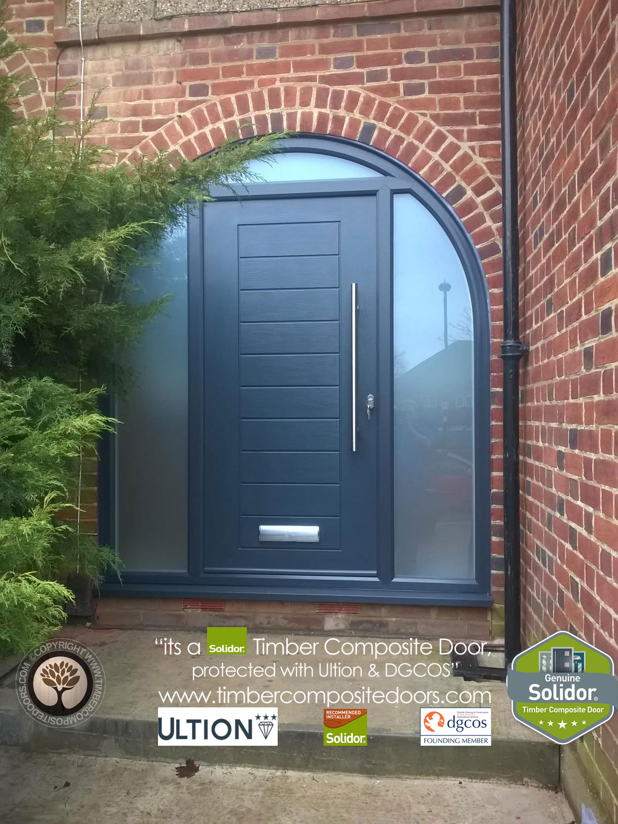 9d66980c4883e Solidor Composite Doors are better at the right Price! | Composite ...