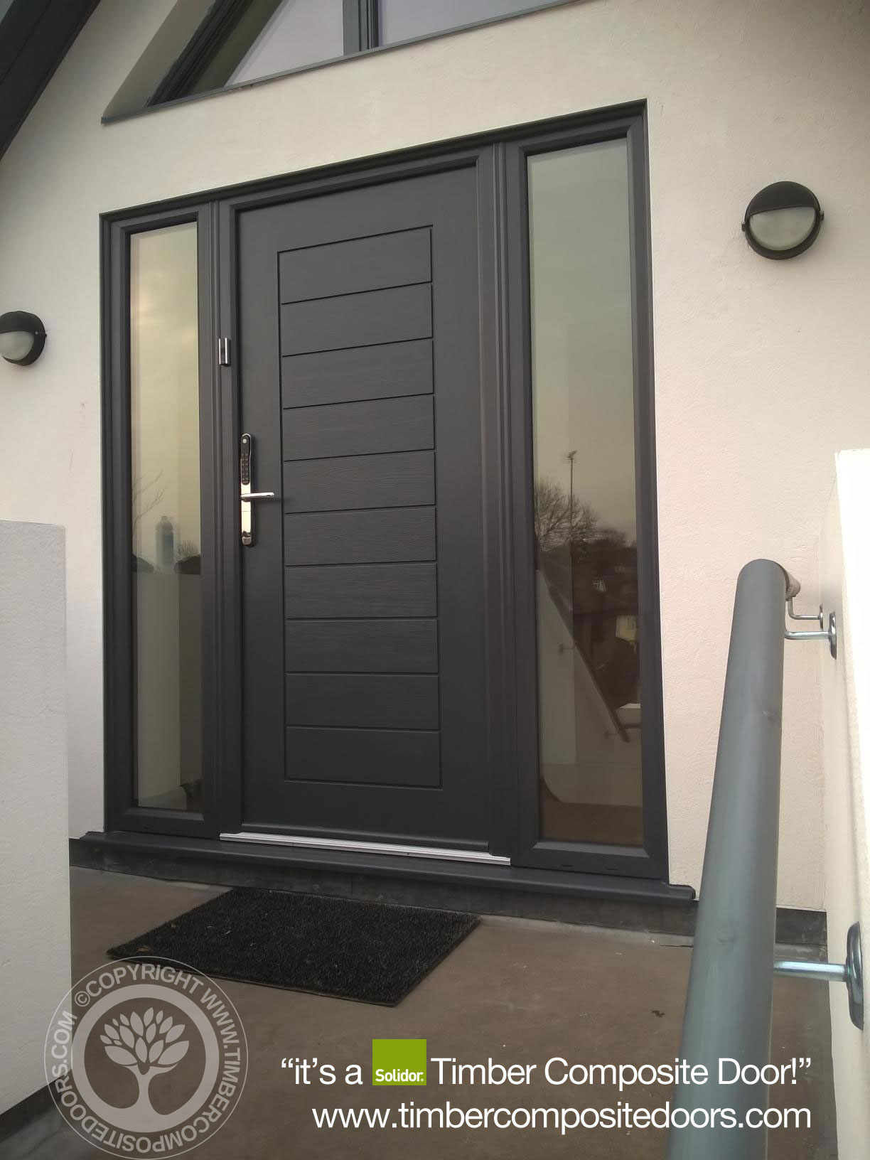 Solidor Composite Doors Are Better At The Right Price