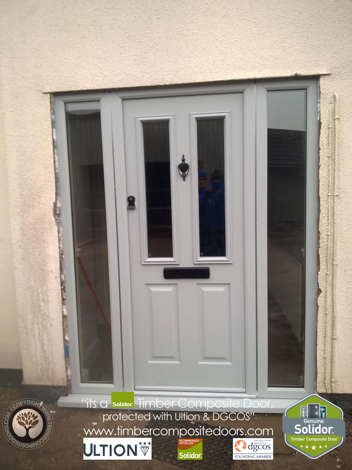 Solidor Composite Door By Timber Composite Doors