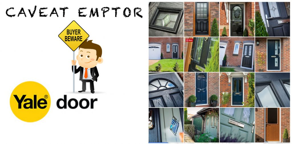 let the buyer beware caveat emptor The doctrine of caveat emptor may be defeated by an express warranty contained in the agreement of purchase and sale this is the reason your agent will often put a warranty in with respect to the state of repair of an appliance as at the date of closing.