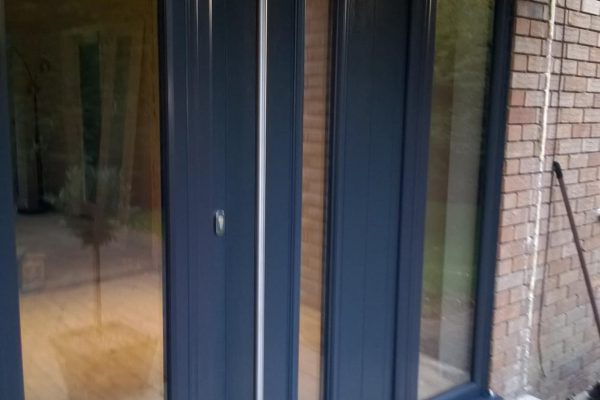 Anthracite Grey Amalfi with Side Panels copy