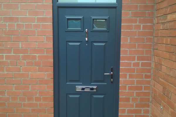 Anthracite Grey Tenby 2 with etched Top Box
