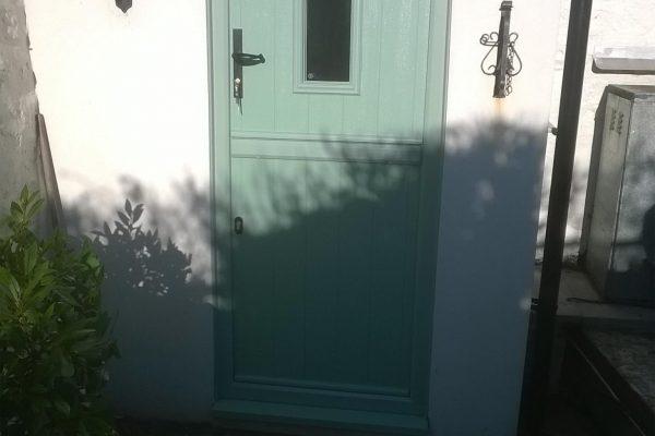 Chartwell Green Flint 2 Stable Door
