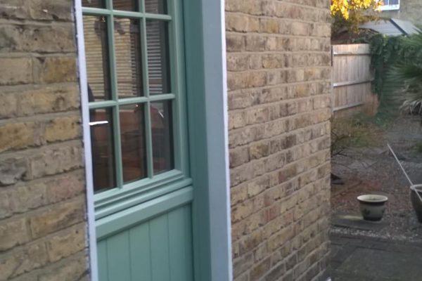 Chartwell Green Flint Beeston GB Stable Door