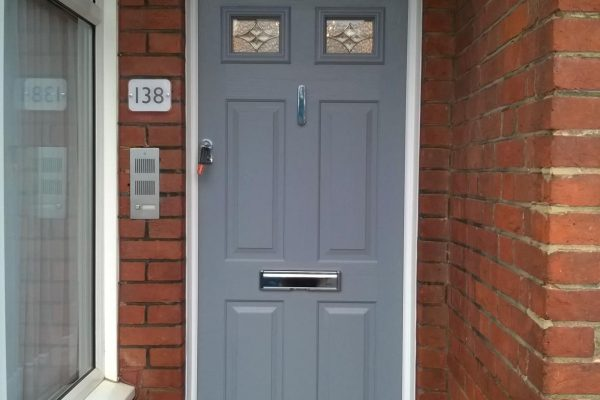 French Grey Tenby 2 with Top Box
