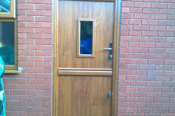 Golden Oak Flint 2 Stable Door copy