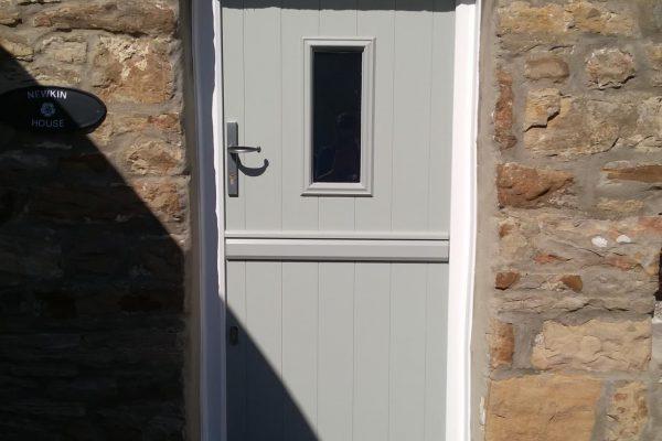 Painswick Flint 2 Stable Door