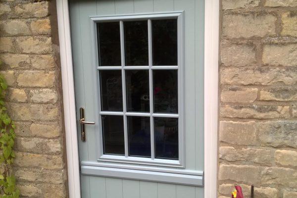 Painswick Flint Beeston GB Stable Door
