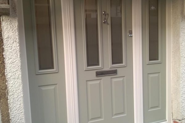 Painswick Ludlow 2 with Composite Side Panels