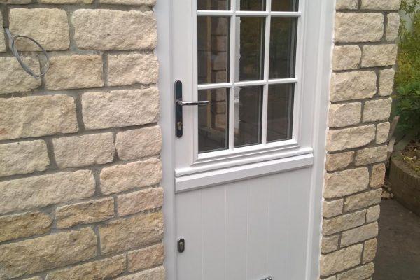 White Flint Beeston GB Stable Door
