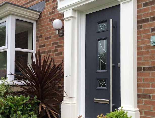 Carefully crafted specialist glass designs have been exclusively created for the Virtu-AL door range.