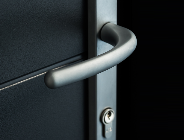 Virtu-AL doors are engineered with security in mind