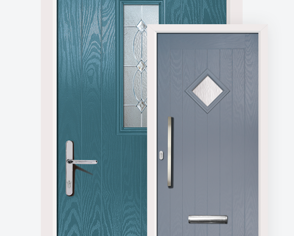 our composite doors have incredible accuracy, stunning detailing and unrivalled quality