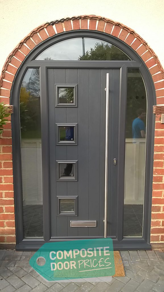 Solidor Composite Arched Doors Gallery