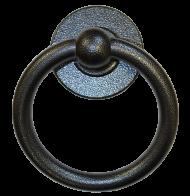Antique Bull Ring Knocker