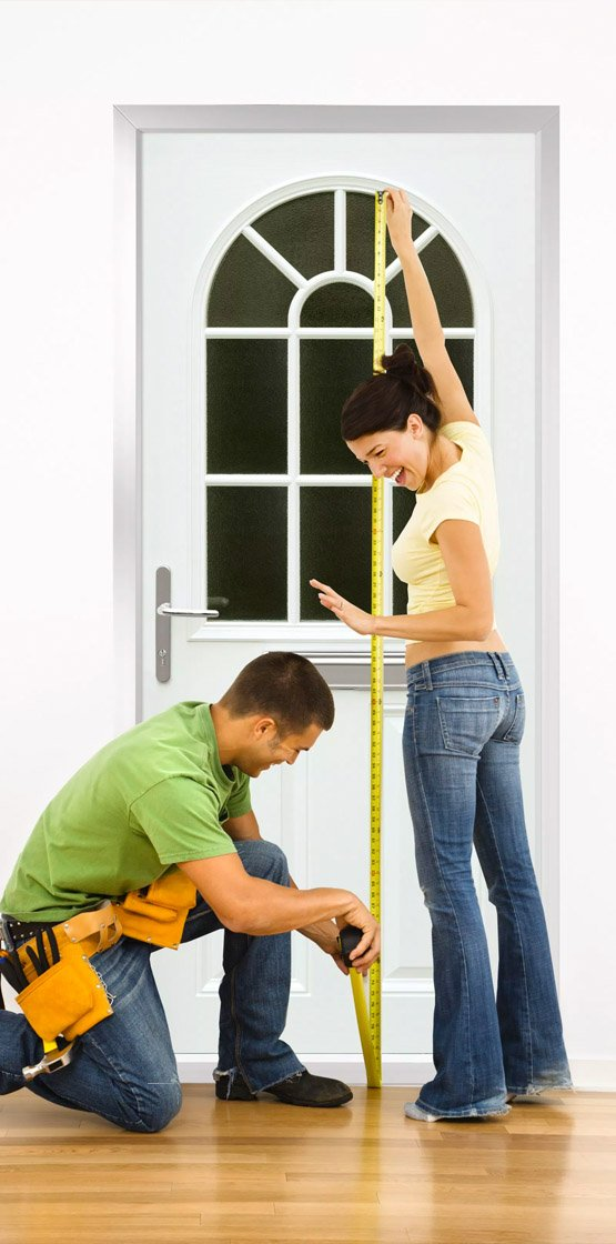 There are benefits of choosing the supply only option through Composite Door Prices