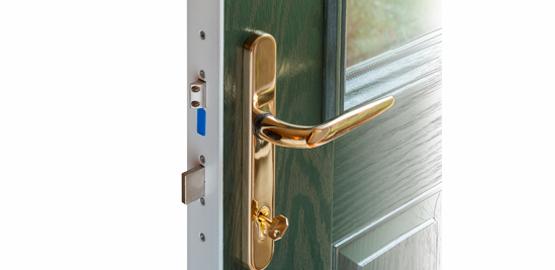ERA Vectis cylinder-free lock