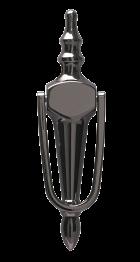 Fab-n-Fix graphite slim knocker