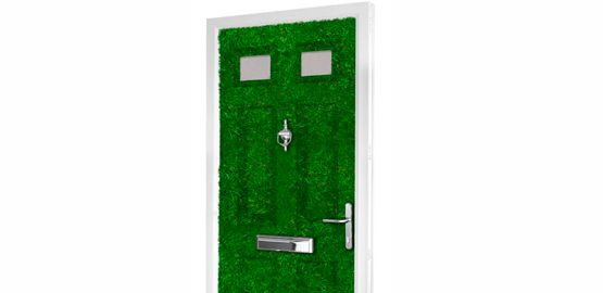 Green Doors, now available in all colours