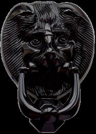 Lions Head Black