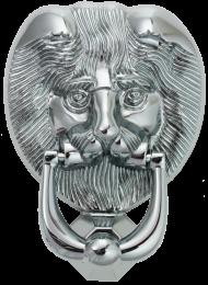Lions Head Hardex Chrome