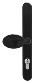 black lever pad