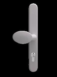 white lever pad