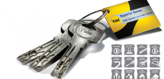 High Security Yale Cylinder